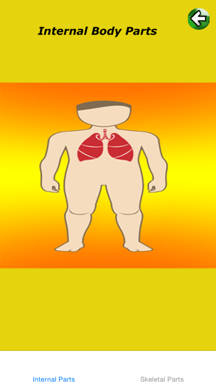 Body Parts - Internal Is a Great iOS App for Teaching Kids