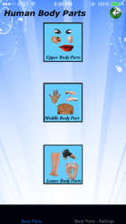 body parts - basic iPhone app review ss2