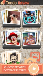 tondo jigsaw iphone game review ss2