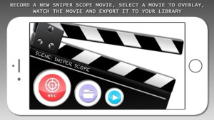 sniper scope movie overlay ss2