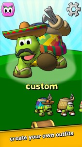 turtle tumble iphone game review ss3