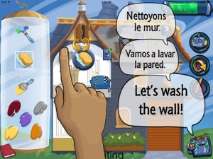 think bilingual ipad app review ss2