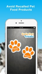 safe pet treats iphone app review ss2