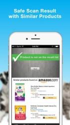 safe pet treats iphone app review ss4