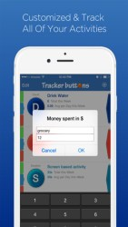 tracker buttons pro iphone app review ss2