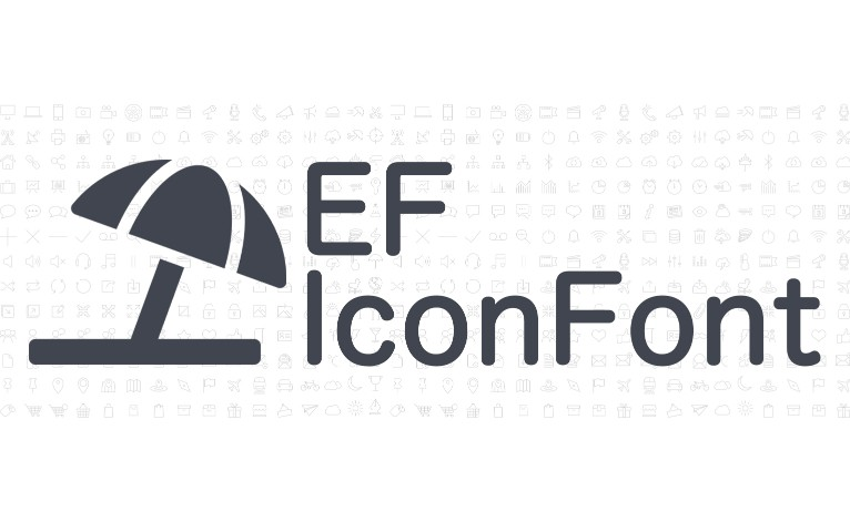 An ordinary iconfont cocoapods package helps you to use