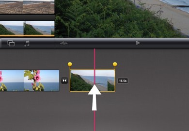 How To Add A Freeze Frame Using Imovie For Ipad And Iphone