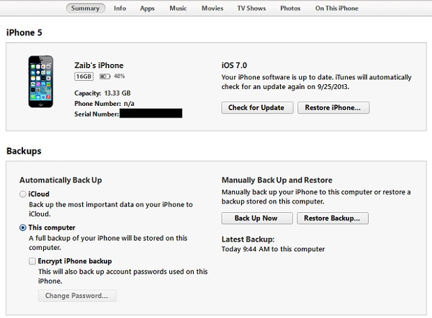 iOS 7 released for iPhone, iPad and iPod touch