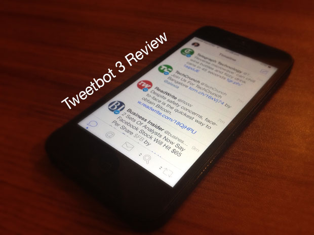 Tweetbot 3 review iOSHacker