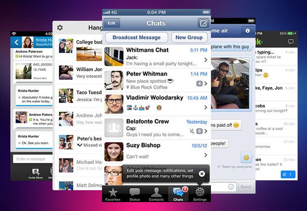 Best messaging apps for iPhone and iPod touch (list)