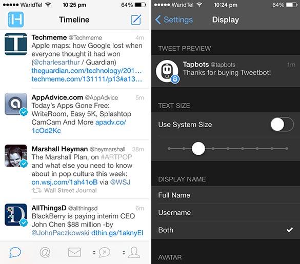 Tweetbot 3.1