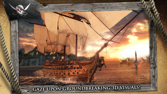 Assassin's creed pirates 3