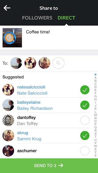 Instagram direct (1)