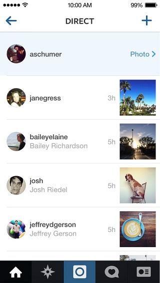Instagram direct (2)