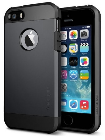 Spigen SGP10492 Tough Armor Case iPhone5s