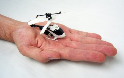 Micro 3-Ch Helicopter with Gyro