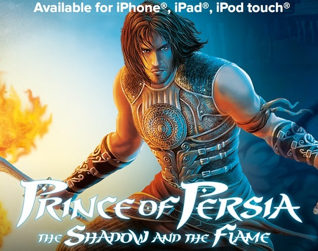 Prince of Persia iOS