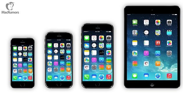iPhone 6 renders 2