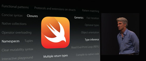 swift by apple