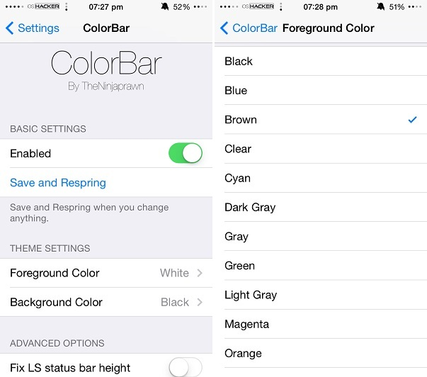 ColorBar tweak 2