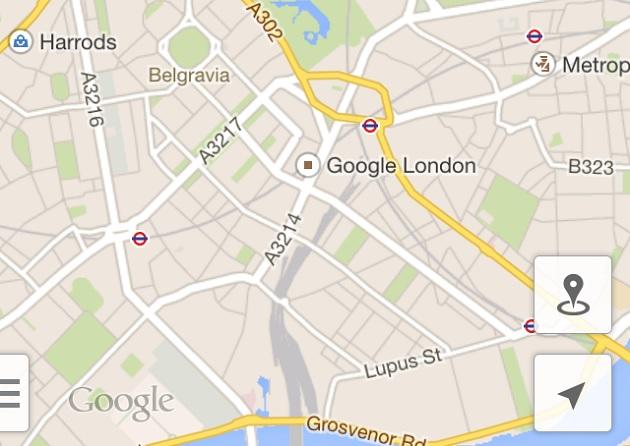 Google Maps main