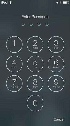No Passcode Lockout tweak
