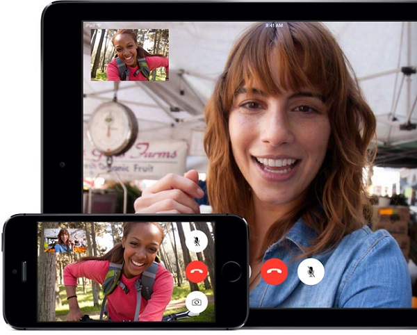 how to get facetime on iphone 4