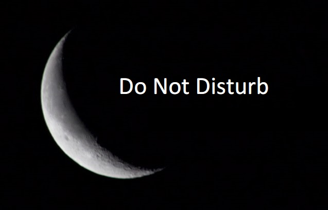 Do Not Disturb iOS