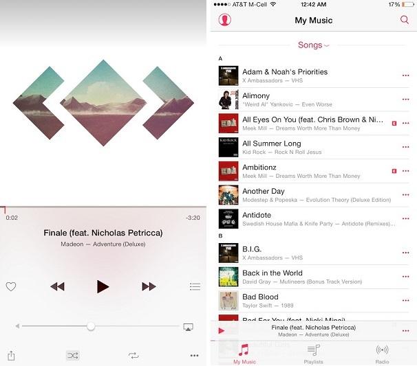 MusicMod tweak