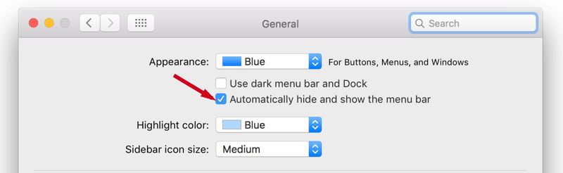 auto-hide-mac-menu