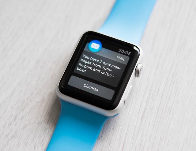 watch notifications