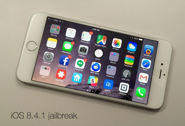 iPhone 6s ios 8.4.1 jailbreak