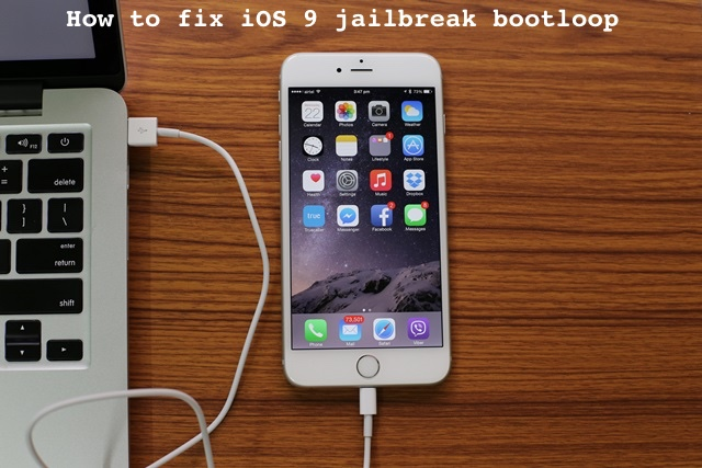 Bootloop iPhone