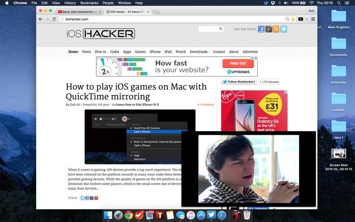 SlidePlayer Chrome