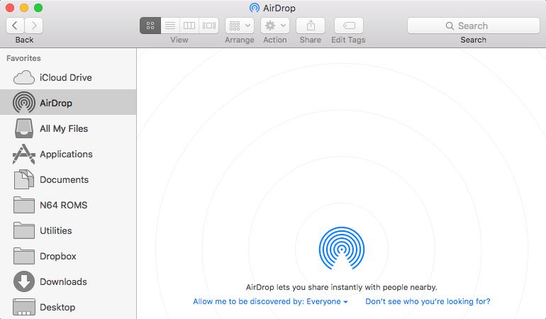 how to take a screenshot in macbook