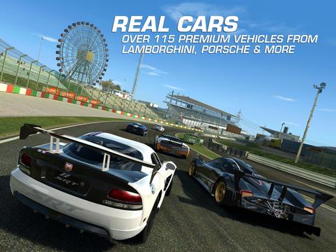 Real Racing 3 iPad