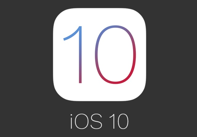 iOS 10 downgrade