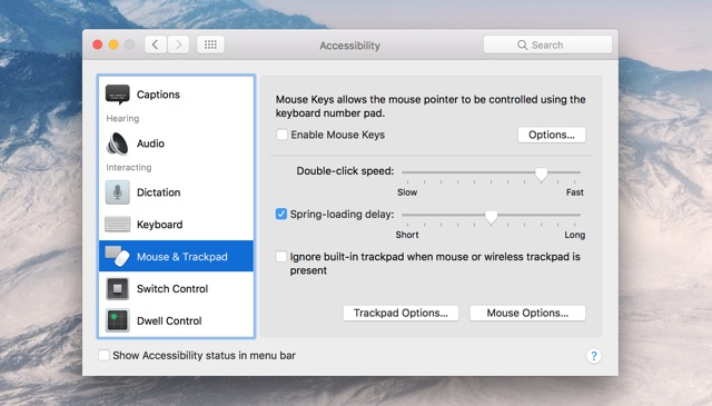 enable three-finger window drag