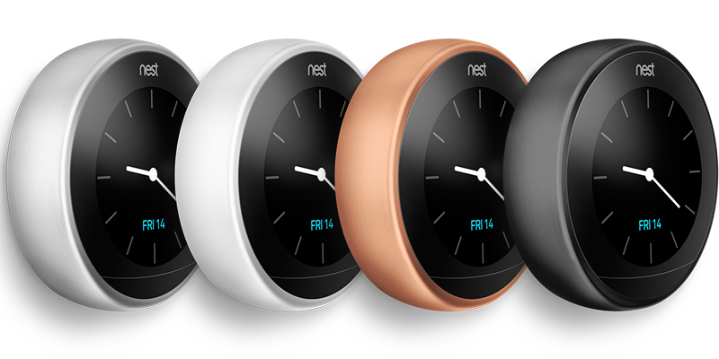 Nest Learning Thermostat An Ios User S Perspective