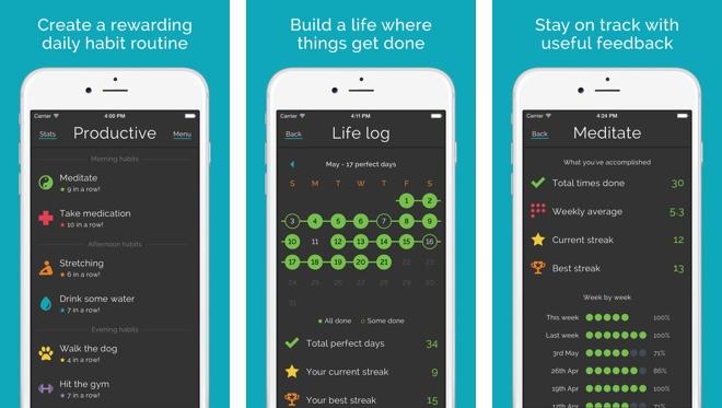 3 app per creare abitudini 1