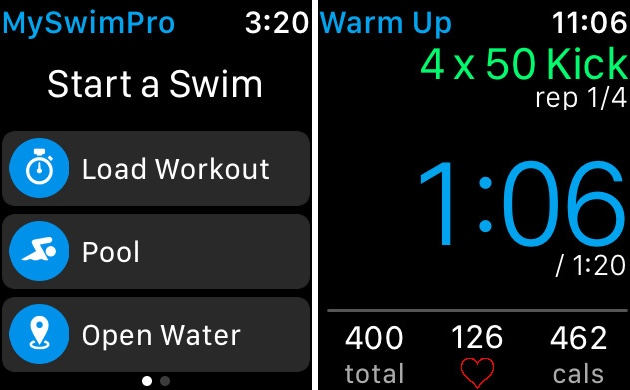 If you swim and own an Apple Watch Series 2, then it is a no brainer to use  the MySwimPro app for the Apple Watch. With this app you can start swim ...