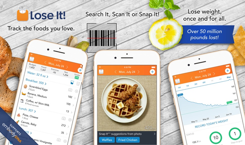 Best Calorie Tracking Apps
