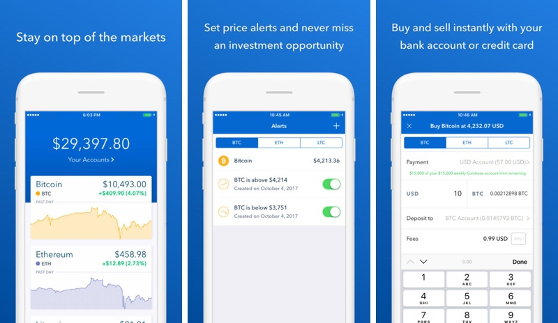 Best Bitcoin Wallet Apps