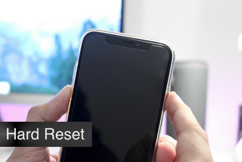 how to hard reset ipod