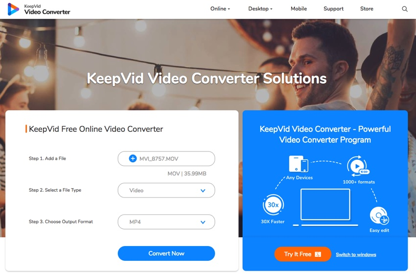 Convert video into any format with keepvid online video converter convert video into any format with keepvid online video converter ios hacker stopboris Images