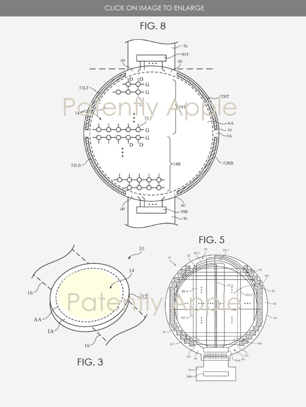 Patent Reveals Apples Plans For Circular Apple Watch