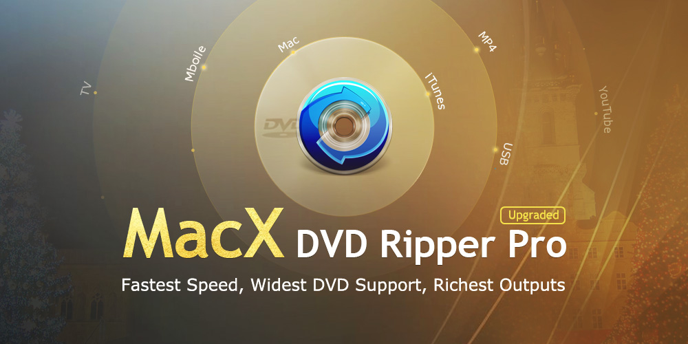 MacX DVD Ripper Pro Is The Fastest Tool To Rip DVD Movies to MP4