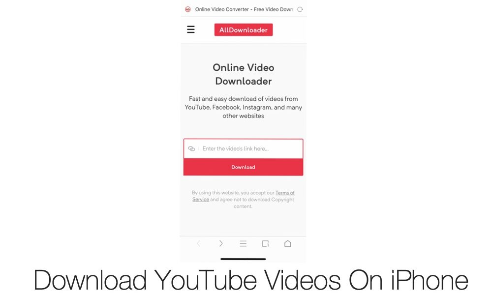 How To Download And Save YouTube Videos On iPhone Or iPad