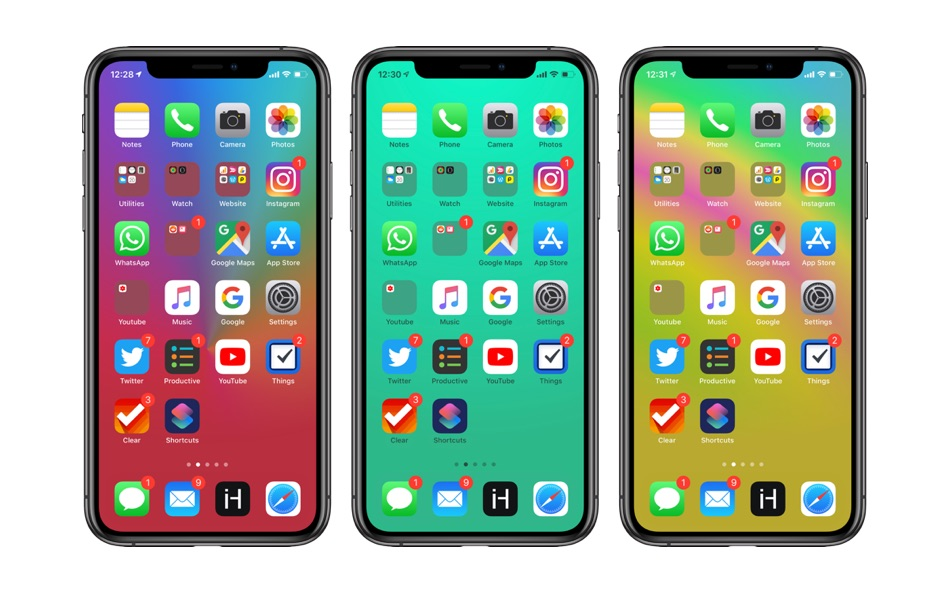 10 Wallpapers To Hide Dock On Iphone Xs Iphone Xs Max And Iphone Xr
