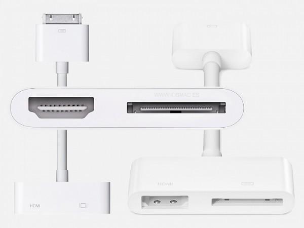 El conector HDMI del iPad 2 no funciona con el nuevo iPad